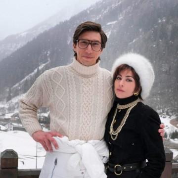 Лейди Гага като съпругата на Маурицио Гучи запали социалната мрежа