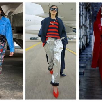 45 стайлинг вдъхновения от Седмицата на модата в Париж