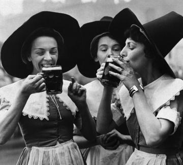 Женска работа: Производството на бира