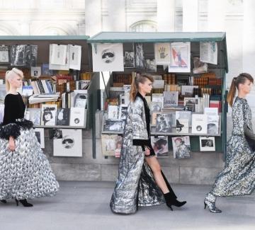 Chanel със специален фонд в подкрепа на артисти, галерии и музеи