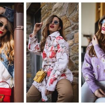 10 неща, които бихме заели от пролетния гардероб на Елица Бехар