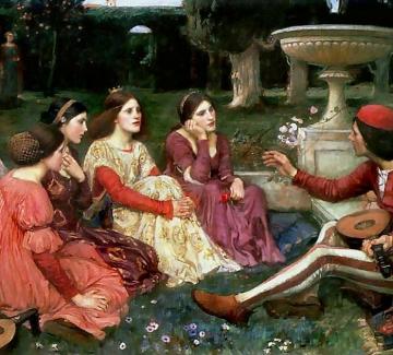 """Вдъхновени от Covid-19, писатели създават съвременна версия на """"Декамерон"""""""