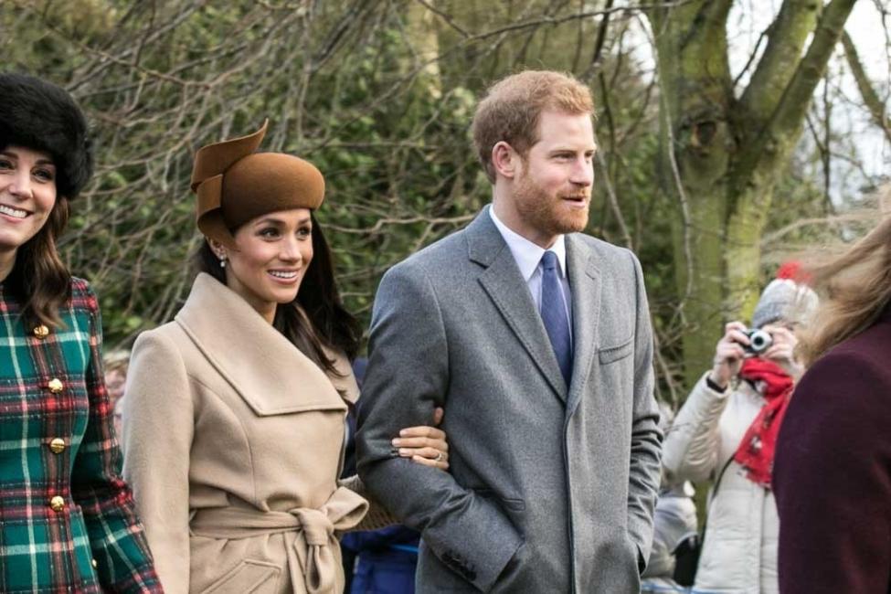Нова работа: принц Хари ще се занимава с личностно развитие