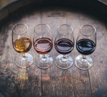 За виното и вируса, но от гледна точка на сомелиерите