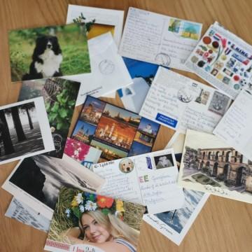 Приключението на една пощенска картичка