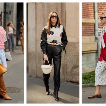 7 стайлинг идеи с плетения елек, който ще носим и през пролетта