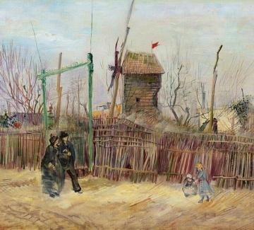 Непоказвана досега картина на Ван Гог беше продадена на търг