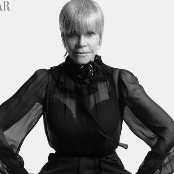 """Невероятната Джейн Фонда пред Harper's Bazaar: """"Моята енергия не идва от никой друг. Идва отвътре"""""""