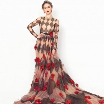Мария Бакалова отново ослепителна в Dior