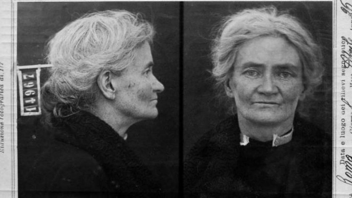 Ирландката Вайълет Гибсън, която опита да убие Мусолини