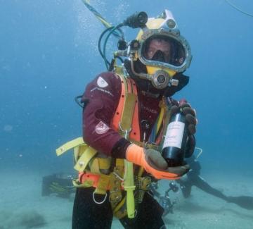 Подводните изби на Франция