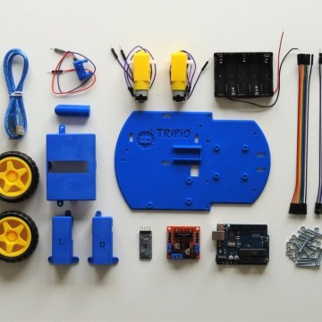 Да, вашето дете може да програмира робот