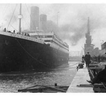 """Трагичната история на """"Титаник"""""""