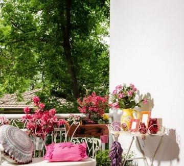21 идеи как да направите терасата си по-красива и цветна