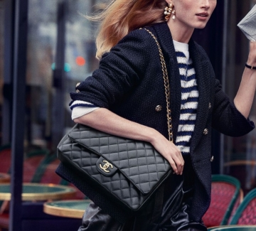 Историята на една класика: чантата Chanel 11.12