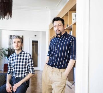 """Слав & Хубен: """"Oпаковката е станала култ, а не съдържанието"""""""