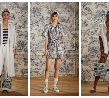 Dior и изкуството да бъдем стилни и у дома