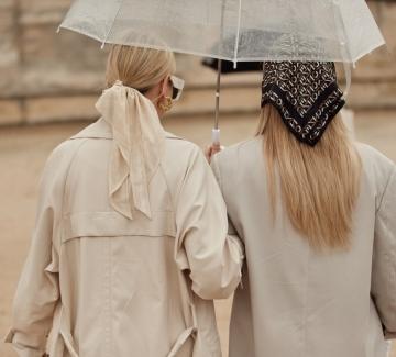 7 идеи, с които да преминете стилно през тази дъждовна седмица