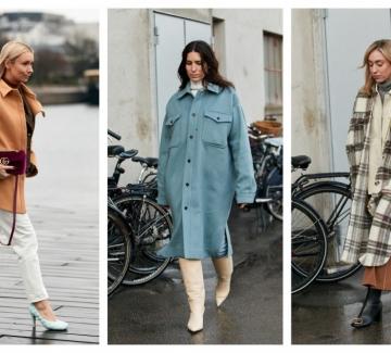 5 елегантни стайлинг идеи с ризите, които отново носим като якета