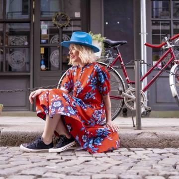 Находка на деня: Приказна рокля на цветя