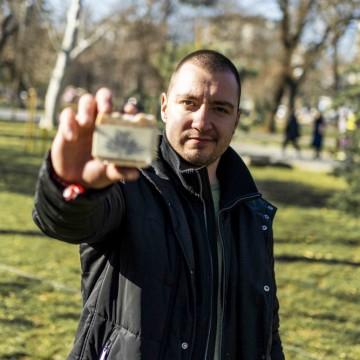 Павел Добрев и ароматният свят на сапуните
