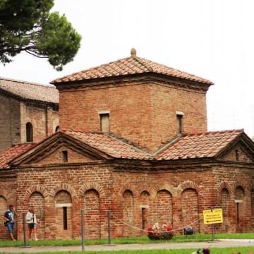 Шест дни в Италия: Равена