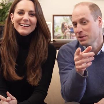 Кейт и Уилям вече и в YouTube