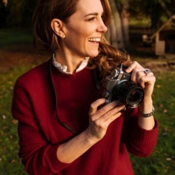 12 трогателни кадъра, направени от Кейт Мидълтън на децата й