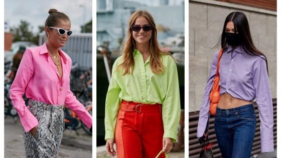 10 стайлинг идеи как да носим цветна риза - любимият ни тренд това лято