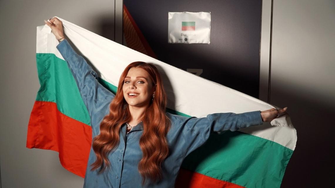 """България на косъм от топ 10 на """"Евровизия"""""""