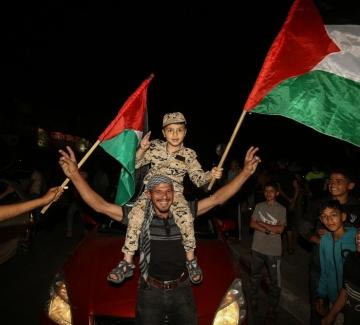 След примирието: лица и пейзажи от Газа