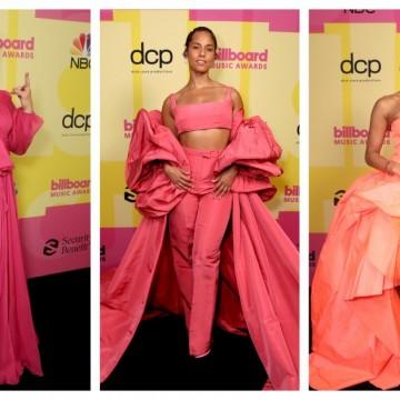 Розовото се открои сред тоалетите на наградите Billboard. Кои са победителите?