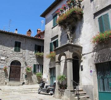 Под небето на Тоскана