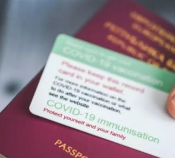 Сертификатите ни за ваксинация скоро няма да важат