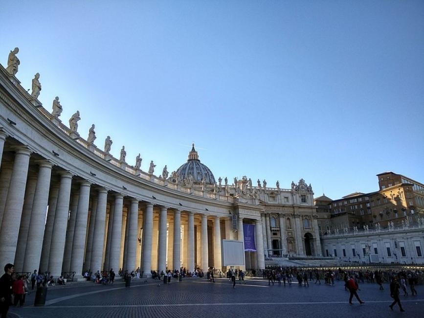 Ватикана плагиатства?