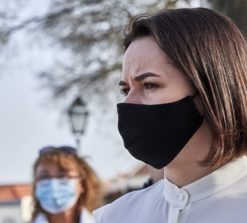 Жените в битката за Беларус: София Сапега и Светлана Тихановска