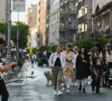 "Букурещ ни показа какво значи ""град на хора"", не на коли"