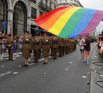 Британската ЛГБТ+ армия