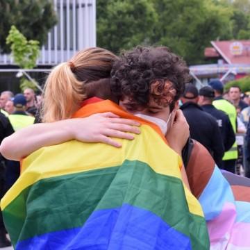 """""""Полицаят не е излязъл, защото... го е било страх"""" – за агресията срещу ЛГБТИ хората"""