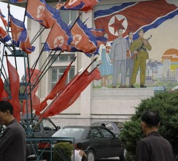 Северна Корея, където екзекутират хора за притежание на чуждестранен филм