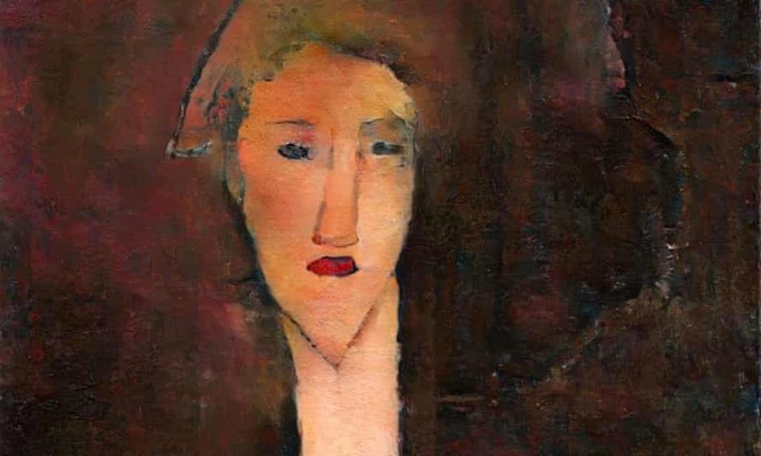 Изложба с непоказван досега портрет от Модилиани