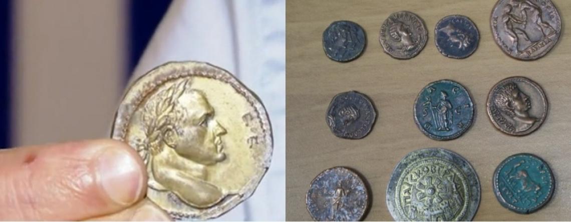 Как уж антична монета се оказа с лика на Бойко Борисов