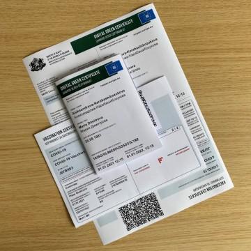 Зелена светлина за зеления сертификат – всичко, което трябва да знаем