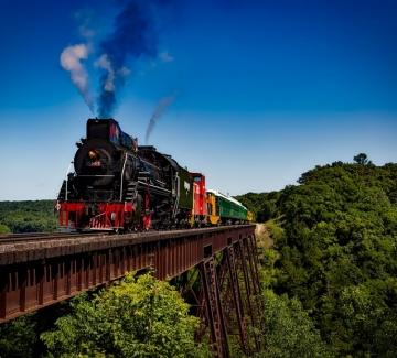 Италия пусна влак по стъпките на Данте