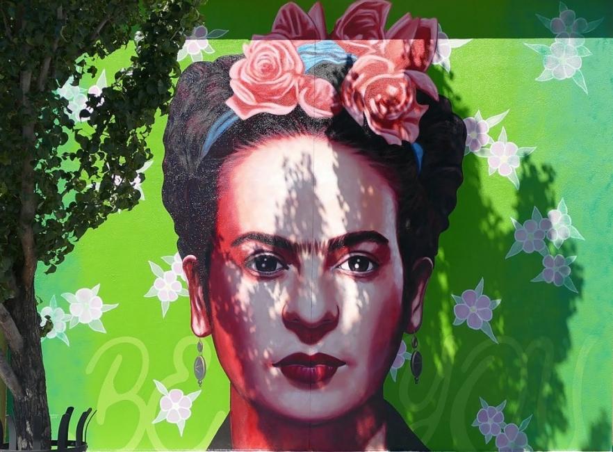 Виртуална разходка в къщата на Фрида Кало