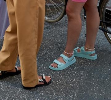 5 стайлинг идеи с грубите сандали, които ще носим и това лято