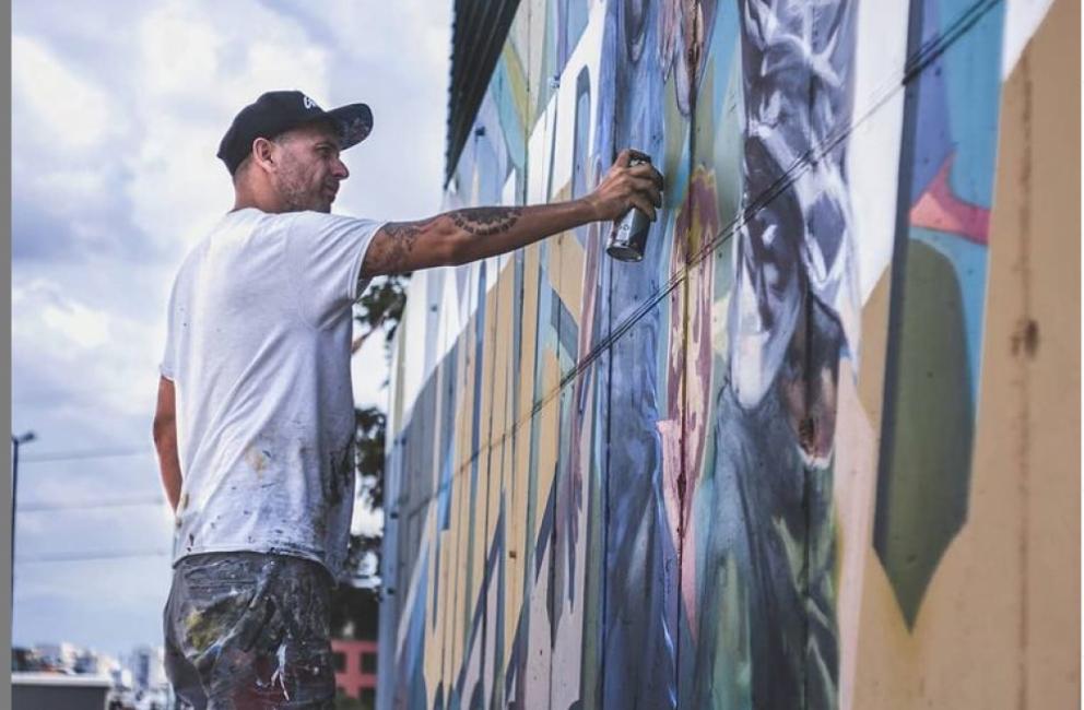 Nassimo създаде най-големия графит в Източна Европа!