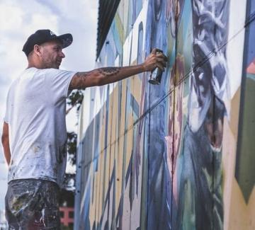 Най-големият графит в Източна Европа се намира в Сливен