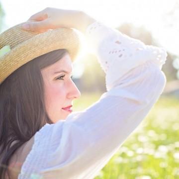 Чистото лице – най-добрият грим за лятото