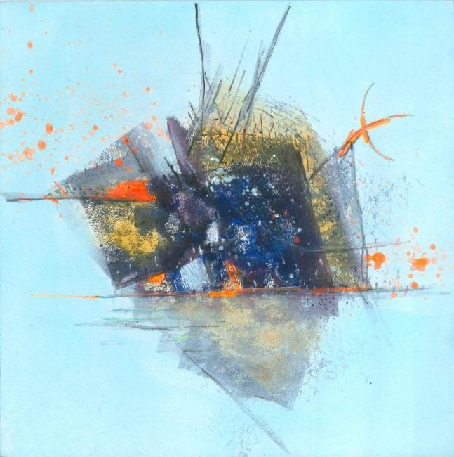 """""""Поезия в цвят"""" – изложба, която разказва истории"""